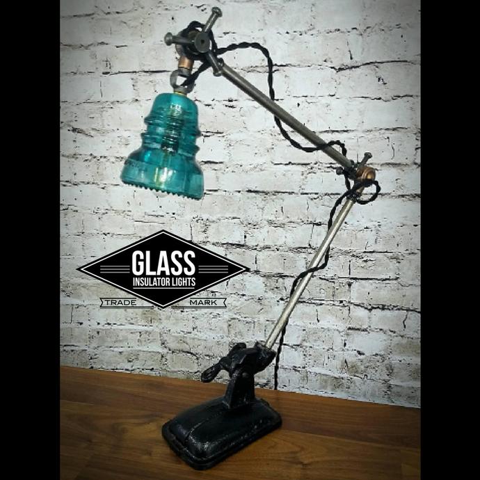 Industrial Lamp - Steampunk Lamp - Pipe Lamp, Pipe Lighting, Industrial Lighting