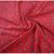 Petals print corduroy fabric