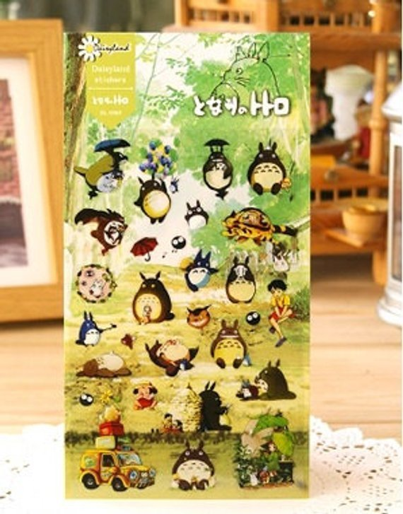 Stickers my neighborTotoro