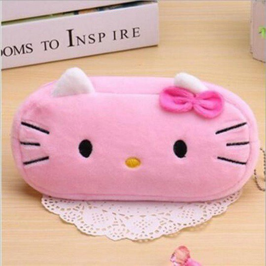pencil case hello Kitty