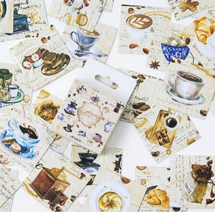 Stickers coffee workshop