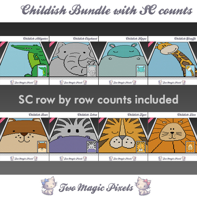 Childish Bundle with SC Counts