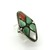 Vintage Zuni Turquoise Ring - Sterling Silver, Turquoise, Coral & MOP Ring