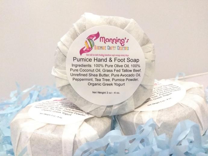Pumice Hand & Foot Soap