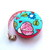 Tape Measure Crazy Pink Ladybugs  Retractable Tape Measure