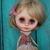 BLYH doll custom, Gracie. Rare doll! Blythe's cousin :-)