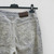 Jeans 80's style size 28 color grey high waist brand CAVALLI JEANS - OOAK Made