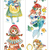 1 Roll  of Limited Ediiton  Washi  Tape: Princess from the Fairytale