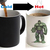 The Hulk Color Changing Ceramic Coffee Mug CUP 11oz