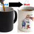 Undertale Papyrus and Sans Color Changing Ceramic Coffee Mug CUP 11oz