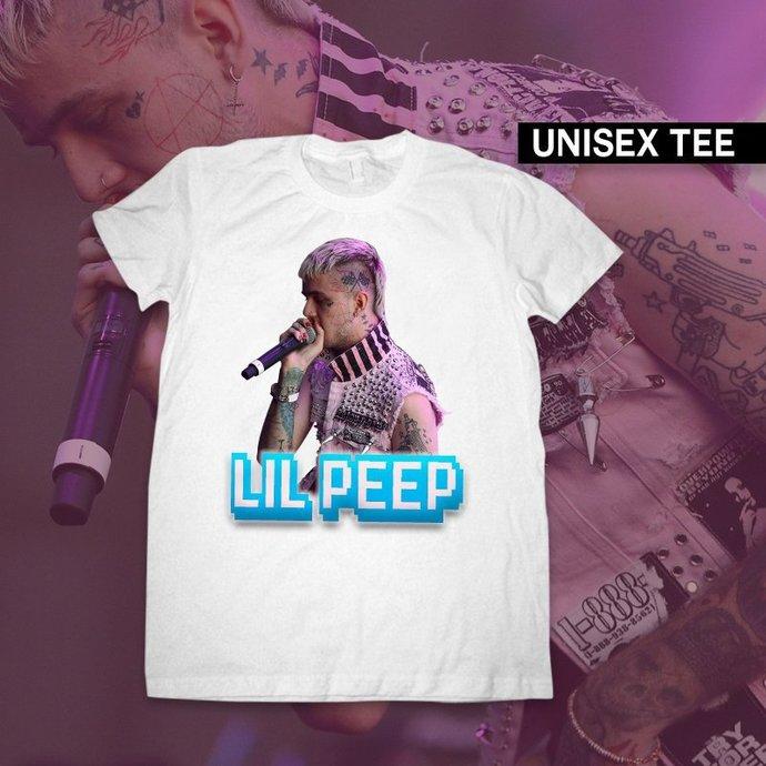 Lil Peep Rock Star (Unisex T-Shirt)