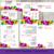 Color Street starter bundle package Colorful Floral - Digital