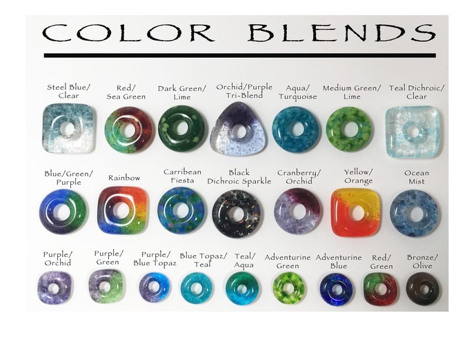 Teardrop Rainbow Pendant, Glass Cabochon, Rainbow Focal Beads, LGBT Jewelry,