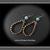Earthen~ Red Creek Jasper Turquoise Copper Woven Artisan Earrings