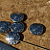 Pewter Disk Beads 10-1175