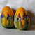Needle felted Easter eggs-Iris