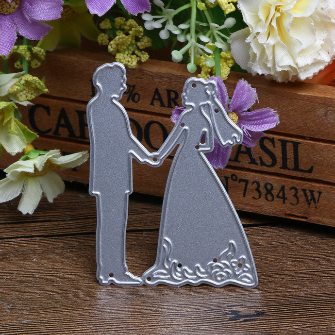Cutting dies married couple