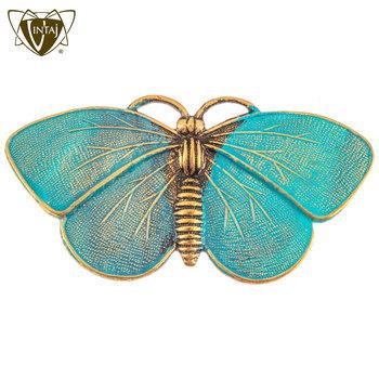 Vintaj Luna Butterfly Pendant