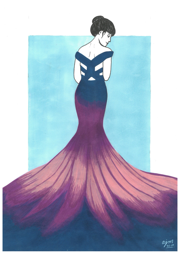 PRINTS - Dress Design