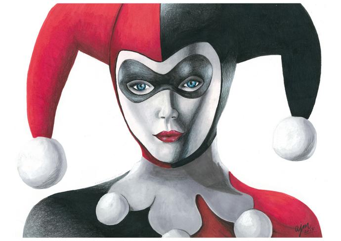 PRINTS - Classic Harley Quinn (DC Comics)