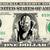 BANE Batman on Real Dollar Bill Cash Money Collectible Memorabilia Celebrity