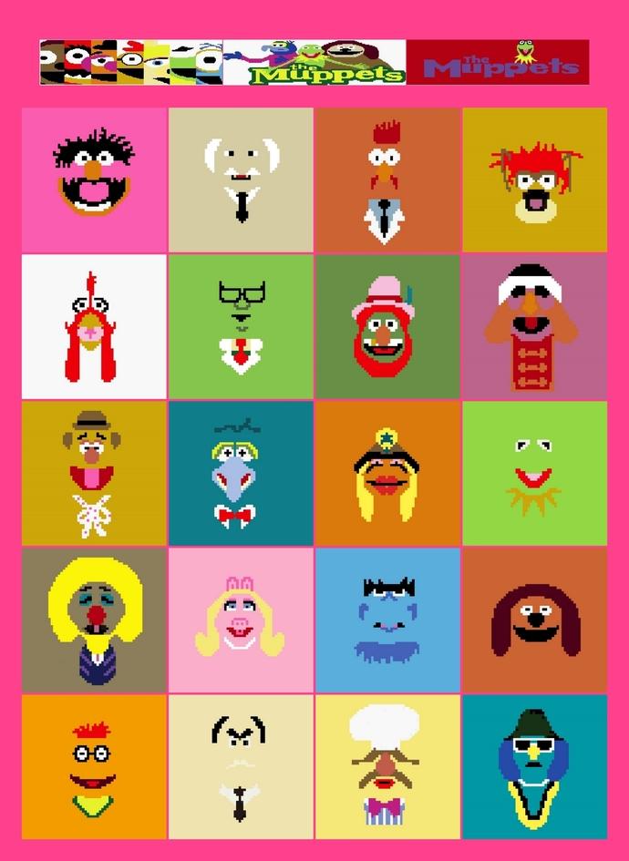 Muppet Show CAL