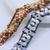 PDF Tutorial - Tarsha Bracelet Instant Digital Download Beading Patterns