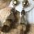 Fabulous Boho Antique Gold Tassel Earrings