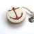 Tape Measure Compass Rose and Anchors Retractable Measuring Tape