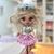 Petite Blythe, Littlest Pet Shop custom doll - Gina by Petite Apple #12