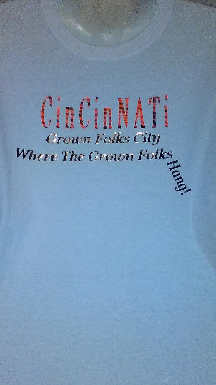 Cincinnati Custom T-Shirts