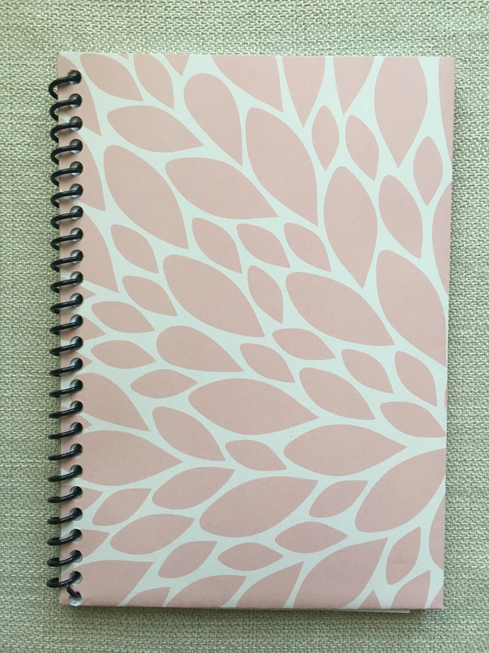 Blank Journal/planner - 100 ruled/lined pages