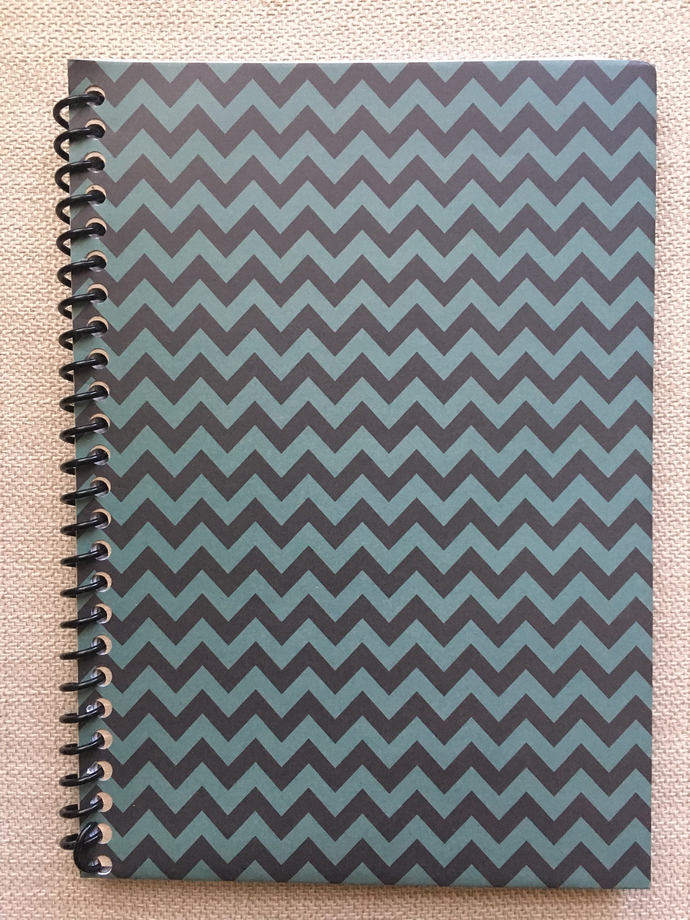 Blank Journal/planner - 100 grid-style pages
