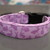 Purple Easter Bunnies Rabbits Adjustable Dog & Cat Collars & Martingales &