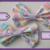 I Heart Candy Bow (Small)
