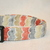 Sandy Beach Coral Tan Gray Stripe Adjustable Dog & Cat Collars & Martingales &