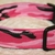 Pink & Black Camo Camouflage Adjustable Dog & Cat Collars & Martingales &