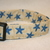 Blue Starfish Sand Beach Adjustable Dog & Cat Collars & Martingales & Leashes