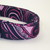 Pink & Navy Blue Swirls Adjustable Dog & Cat Collars & Martingales & Leashes