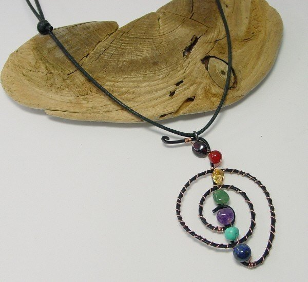 Reiki Power Symbol Necklace