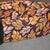 Autumn Leaves Purple Pink Rust Gold Brown Adjustable Dog & Cat Collars &