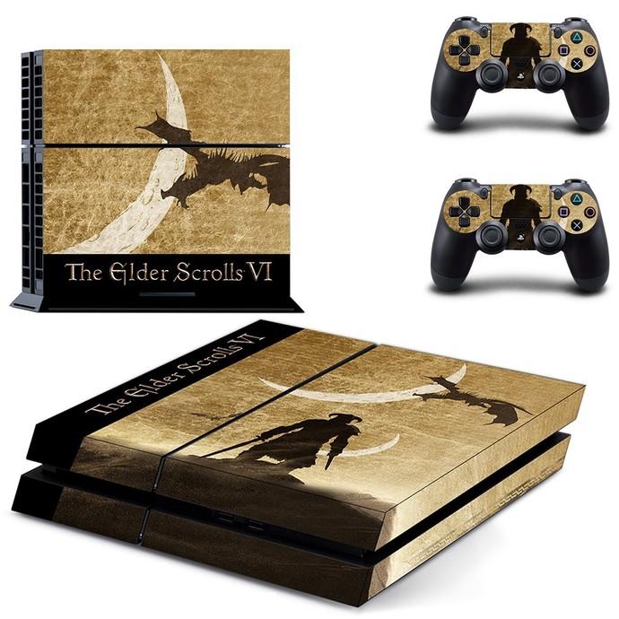 The Elder Scrolls 6 ps4 skin