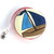 Tape Measure Sail Boats Retractable Measuring Tape