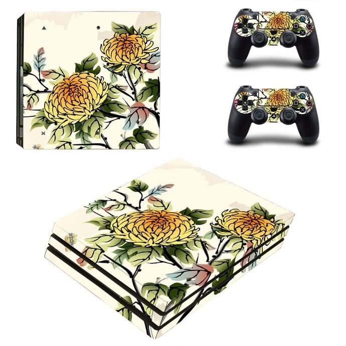 Flower PS4 Pro skin