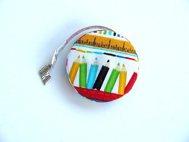 Tape Measure School Time Pocket Retractable Measuring Tape