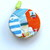 Tape Measure Beach Huts Cabanas Retractable Measuring Tape