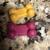 Custom dog bone crayons