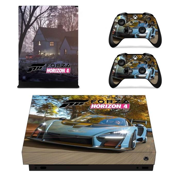 Forza Horizon 4 Xbox one X Skin
