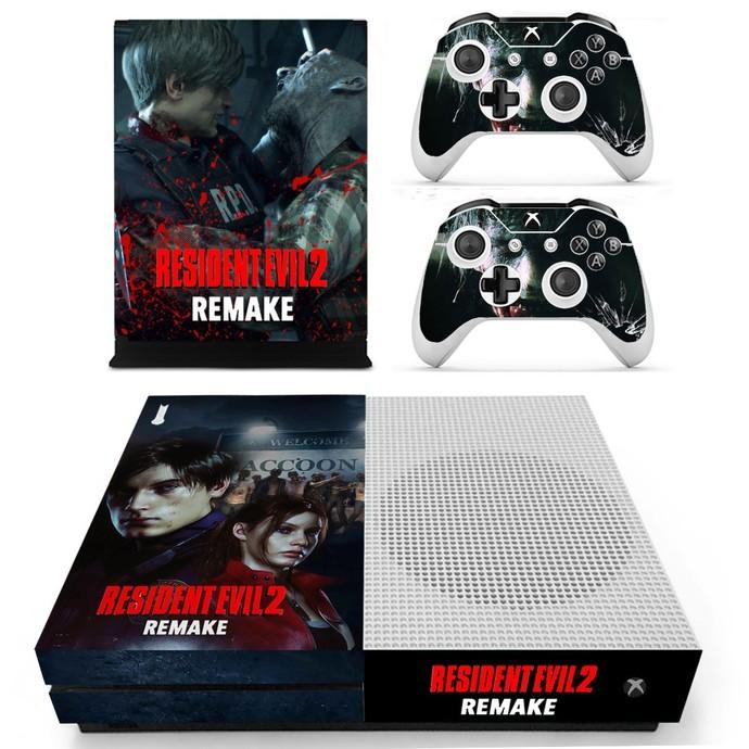 Resident evil 2 remake for xbox 360
