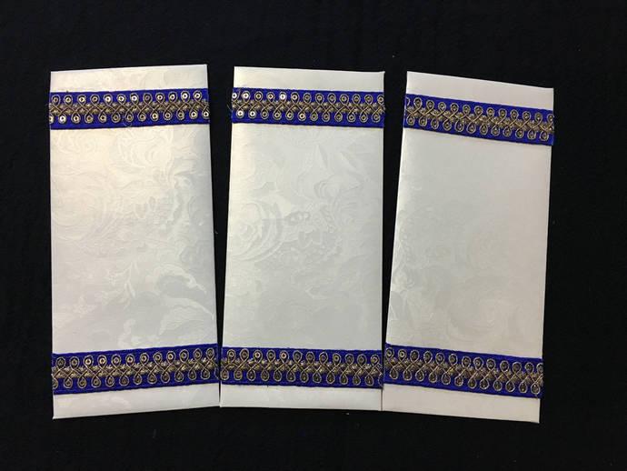 SET OF 3,Money Holder Set,Handmade, Shagan Envelope, Indian Wedding,Money
